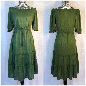 H&M Off The Shoulder Dress